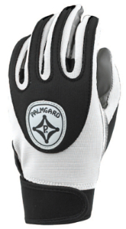 White Grip-Tack Receiver Gloves