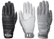 Adult Heavy Duty Tackified leather Lineman Glove-NCAA Approved